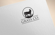 Grass Co. Logo - Entry #123