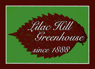 Lilac Hill Greenhouse Logo - Entry #175