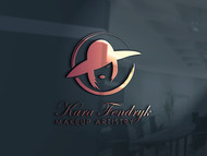 Kara Fendryk Makeup Artistry Logo - Entry #121