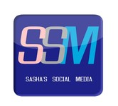 Sasha's Social Media Logo - Entry #66