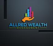 ALLRED WEALTH MANAGEMENT Logo - Entry #725