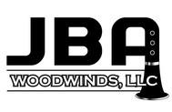 JBA Woodwinds, LLC logo design - Entry #73