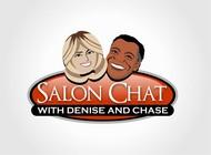 """""""Salon Chat"""" Logo - Entry #47"""