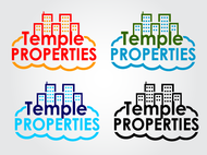 Temple Properties Logo - Entry #43