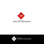 Law Offices of David R. Monarch Logo - Entry #237