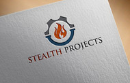 Stealth Projects Logo - Entry #280