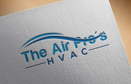 The Air Pro's  Logo - Entry #179