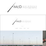 Alan McDonald - Photographer Logo - Entry #68