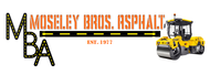 Moseley Bros. Asphalt Logo - Entry #56