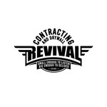 Revival contracting and drywall Logo - Entry #62