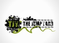 The Jump Yard Logo - Entry #74