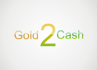 Gold2Cash Business Logo - Entry #9