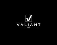 Valiant Inc. Logo - Entry #93