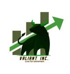 Valiant Inc. Logo - Entry #463