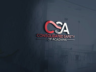 Consolidated Safety of Acadiana / Fire Extinguisher Sales & Service Logo - Entry #136