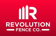 Revolution Fence Co. Logo - Entry #290