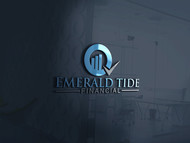 Emerald Tide Financial Logo - Entry #228
