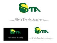 Silvia Tennis Academy Logo - Entry #53