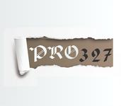 PRO 327 Logo - Entry #70