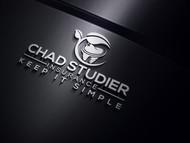 Chad Studier Insurance Logo - Entry #260