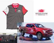 Revolution Fence Co. Logo - Entry #208