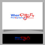 When Pigs Fly Photography Logo - Entry #45