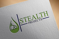 Stealth Projects Logo - Entry #205