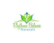 Rhythmic Balance Naturals Logo - Entry #90
