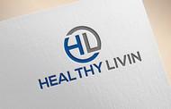 Healthy Livin Logo - Entry #248
