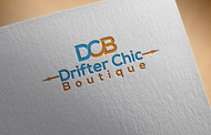Drifter Chic Boutique Logo - Entry #329