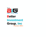 Better Investment Group, Inc. Logo - Entry #101