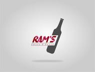Rams Duty Free + Smoke & Booze Logo - Entry #351