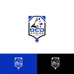 OCD Canine LLC Logo - Entry #80