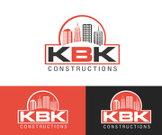 KBK constructions Logo - Entry #35