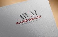 ALLRED WEALTH MANAGEMENT Logo - Entry #524