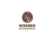 Wisemen Woodworks Logo - Entry #177