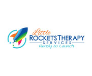 Little Rockets Therapy Services Logo - Entry #90