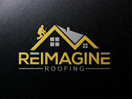 Reimagine Roofing Logo - Entry #135