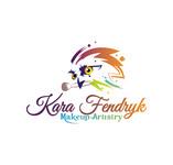 Kara Fendryk Makeup Artistry Logo - Entry #165