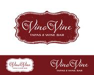 VinoVine Logo - Entry #9