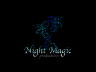 Night Magic Productions Logo - Entry #45