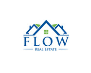 Flow Real Estate Logo - Entry #51