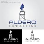 Aldero Consulting Logo - Entry #2