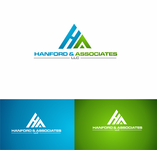 Hanford & Associates, LLC Logo - Entry #521