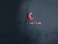 PlaneFun Logo - Entry #125