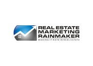Real Estate Marketing Rainmaker Logo - Entry #19