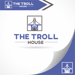 The Troll House Logo - Entry #4