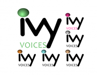 Logo for Ivy Voices - Entry #118