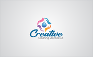 CREATIVE CLEANING SERVICES LLC Logo - Entry #2