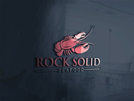 Rock Solid Seafood Logo - Entry #66